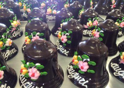 Campanelle  di cioccolata
