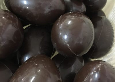 Uova di Cioccolata Fondente