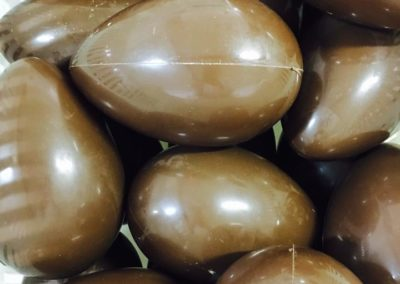 Uova di Cioccolata al Latte
