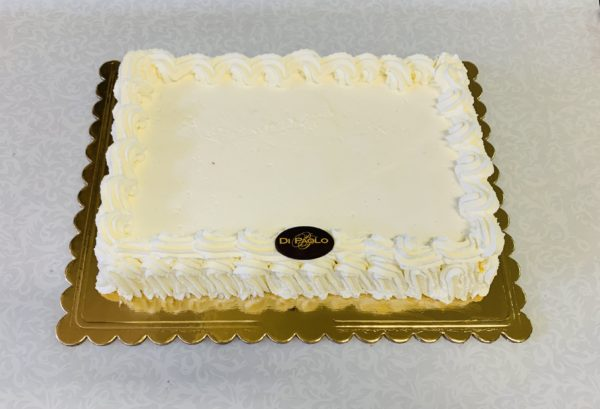 Torta Charlotte Stampo Rettangolare